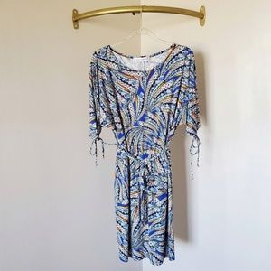 Maggy London Patterned Dress 8